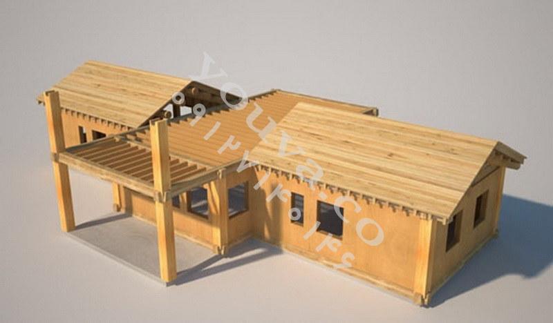 کانکس چوبی-08