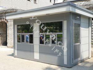 کانکس شیشه ایی فروشگاهی