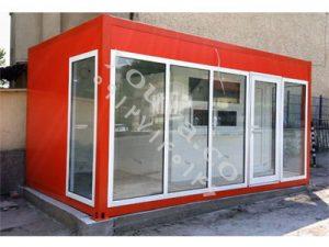 کانکس شیشه ایی و کانکس فلزی (5)