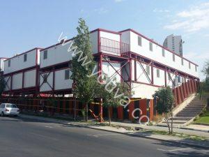 ساختمان پیش ساخته پانلی (3