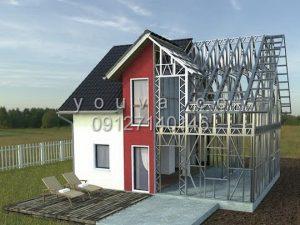 LSF ساختمان سبک (17)