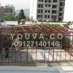کانکس ساخت در محل